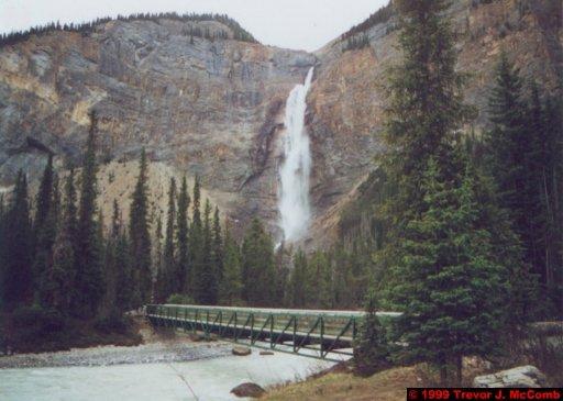 Canada 136 ~ Alberta 108 ~ Banff National Park 21 ~ Takakkaw Falls 1