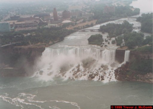 Canada 158 ~ Ontario 16 ~ Niagara Falls 15 ~ From the Skylon Tower 4