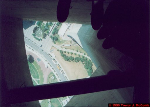 Canada 172 ~ Ontario 30 ~ Toronto 08 ~ C.N. Tower 08 ~ View From 8 ~ Glass Floor