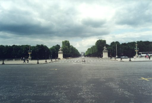 France 015 ~ Ile-de-France 015 ~ Paris 015 ~ 1er Arr. 06 ~ Place de la Concorde 1 ~ Avenue Des Champs Élysées 1 ~ L'Arch de Triomphe 01