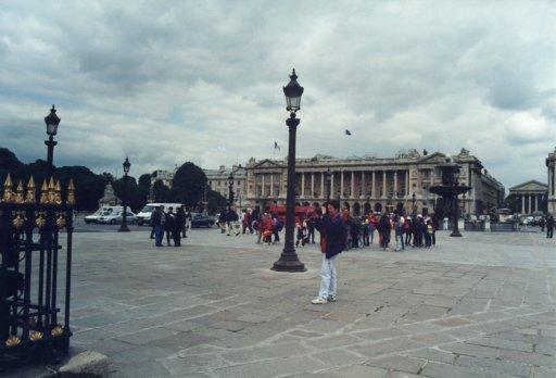 France 018 ~ Ile-de-France 018 ~ Paris 018 ~ 1er Arr. 09 ~ Place de la Concorde 4