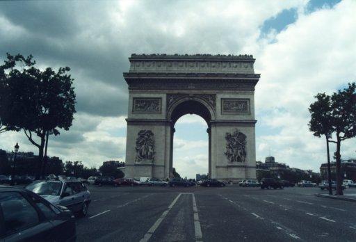 France 033 ~ Ile-de-France 033 ~ Paris 033 ~ 8e Arr 14 ~ Avenue Des Champs Élysées 6 ~ L'Arch de Triomphe 15