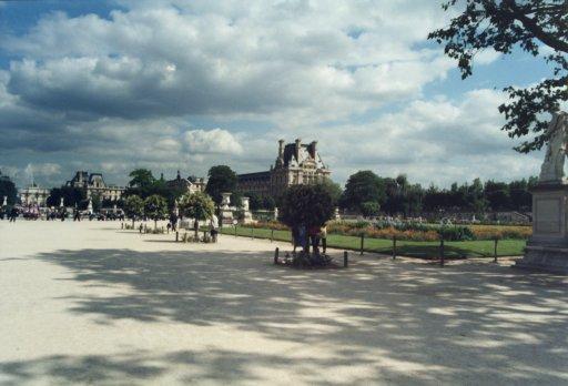 France 035 ~ Ile-de-France 035 ~ Paris 035 ~ 1er Arr. 12 ~ Jardin des Tuileries 2 ~ Musée du Louvre 02