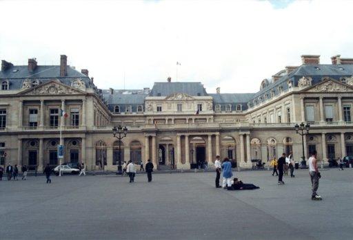 France 041 ~ Ile-de-France 041 ~ Paris 041 ~ 1er Arr. 18 ~ Place du Palais Royal ~ Palais Royal