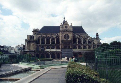 France 042 ~ Ile-de-France 042 ~ Paris 042 ~ 1er Arr. 19 ~ Forum des Halles 1 ~ St-Eustache