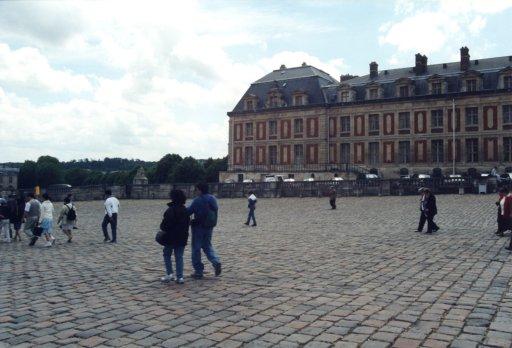 France 047 ~ Ile-de-France 047 ~ Versailles 03 ~ Palais de Versailles 03 ~ Cour des Ministres 2