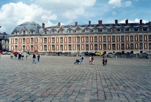 France 051 ~ Ile-de-France 051 ~ Versailles 07 ~ Palais de Versailles 07 ~ Cour des Ministres 6
