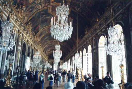 France 055 ~ Ile-de-France 055 ~ Versailles 11 ~ Palais de Versailles 11 ~ Château de Versailles 06 ~ Hall of Mirrors 2