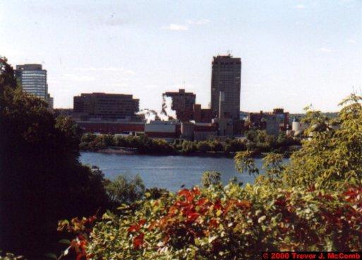 Canada~U.S.A. 026 ~ Ontario 26 ~ Ottawa 16 ~ Ottawa River