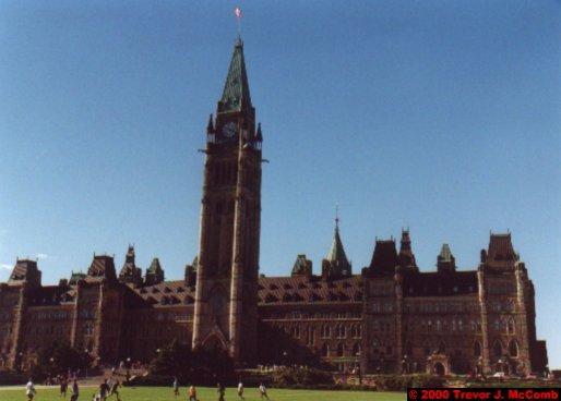 Canada~U.S.A. 028 ~ Ontario 28 ~ Ottawa 18 ~ Parliament Buildings 1 ~ Parliament Square 1