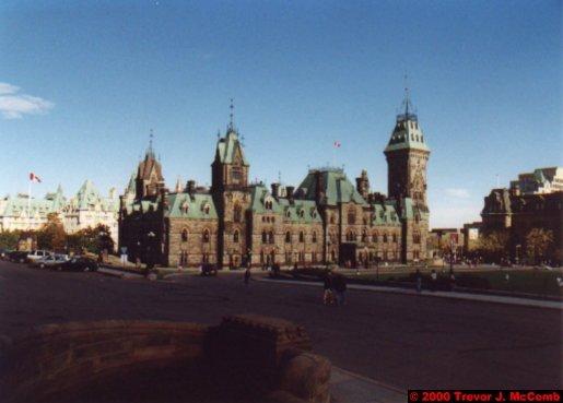 Canada~U.S.A. 029 ~ Ontario 29 ~ Ottawa 19 ~ Parliament Buildings 2 ~ Parliament Square 2