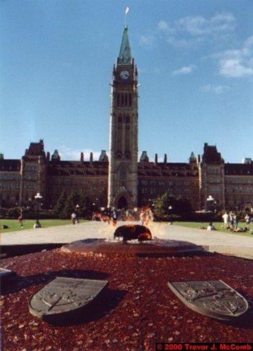 Canada~U.S.A. 034 ~ Ontario 34 ~ Ottawa 24 ~ Parliament Buildings 7 ~ Parliament Square 7
