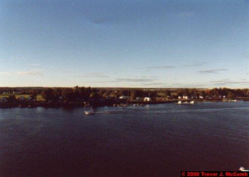 Canada~U.S.A. 048 ~ Ontario 48 ~ Ottawa 38 ~ Ottawa River Parkway 12