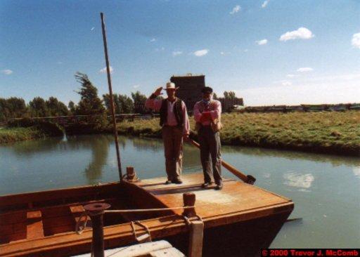Canada~U.S.A. 050 ~ Ontario 50 ~ Upper Canada Village 01 ~ Canal 1