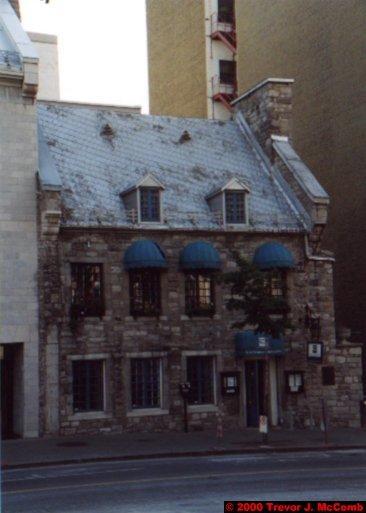 Canada~U.S.A. 105 ~ Québec 22 ~ Montréal 22 ~ Oldest Building