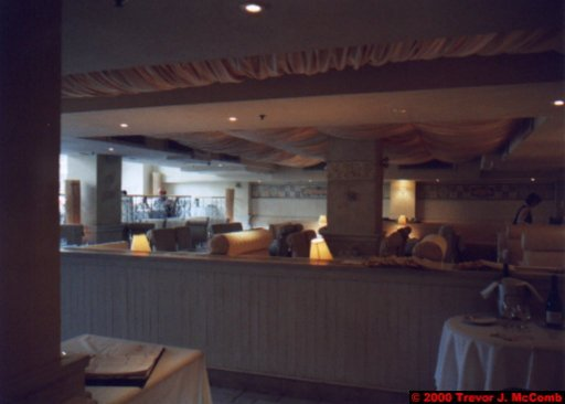 Canada~U.S.A. 112 ~ Québec 29 ~ Montréal 29 ~ Hotel (03) Best Western Europa-Downtown 5 ~ Restaurant