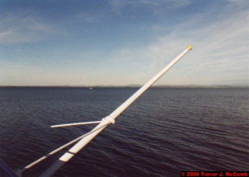 Canada~U.S.A. 124 ~ New York State 3 ~ Lake Champlain 02