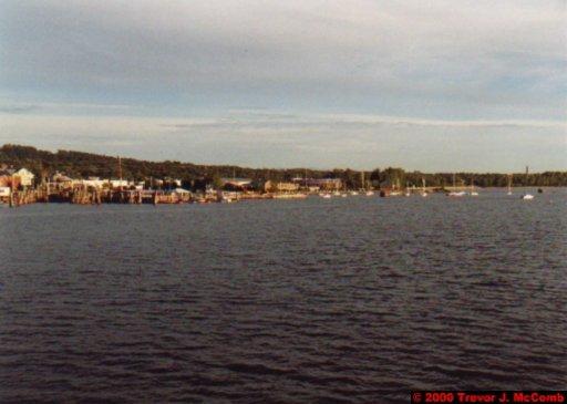 Canada~U.S.A. 134 ~ Vermont 004 ~ Lake Champlain 12