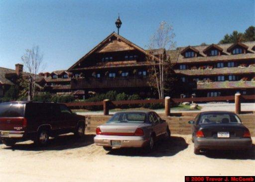 Canada~U.S.A. 144 ~ Vermont 014 ~ Von Trapp Lodge 02