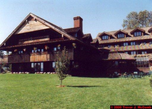 Canada~U.S.A. 146 ~ Vermont 016 ~ Von Trapp Lodge 04