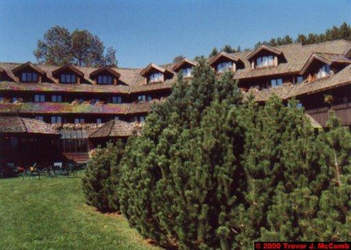 Canada~U.S.A. 148 ~ Vermont 018 ~ Von Trapp Lodge 06