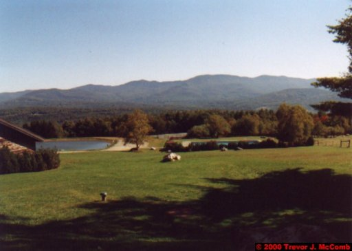 Canada~U.S.A. 151 ~ Vermont 021 ~ Von Trapp Lodge 09