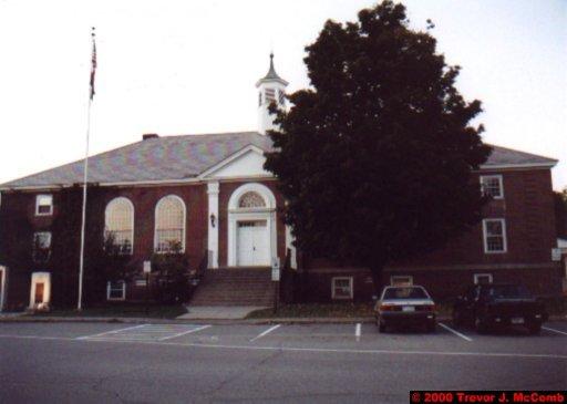 Canada~U.S.A. 169 ~ Vermont 039 ~ Norwich 1 ~ Tracy Hall 1