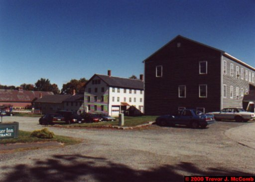 Canada~U.S.A. 179 ~ New Hampshire 002 ~ Lower Shaker Village 2