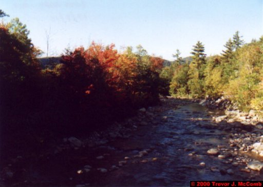 Canada~U.S.A. 211 ~ New Hampshire 034 ~ Kancamagus Highway 27 ~ Covered Bridge 04