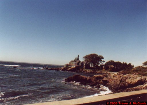 Canada~U.S.A. 299 ~ Maine 06 ~ Kennebunkport 05 ~ Walker's Point 1