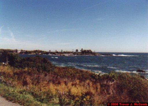 Canada~U.S.A. 300 ~ Maine 07 ~ Kennebunkport 06 ~ Walker's Point 2
