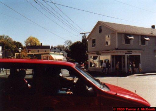 Canada~U.S.A. 308 ~ Maine 15 ~ Kennebunkport 14