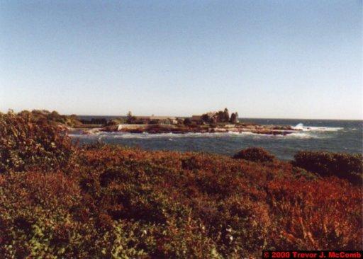Canada~U.S.A. 322 ~ Maine 29 ~ Kennebunkport 28 ~ Walker's Point 3