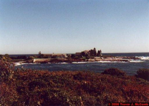 Canada~U.S.A. 324 ~ Maine 31 ~ Kennebunkport 30 ~ Walker's Point 5