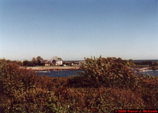 Canada~U.S.A. 325 ~ Maine 32 ~ Kennebunkport 31 ~ Walker's Point 6