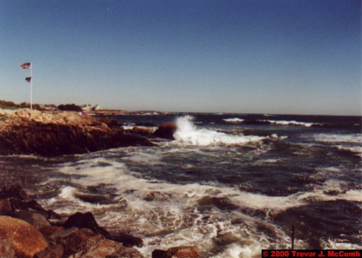 Canada~U.S.A. 329 ~ Maine 36 ~ Kennebunkport 35