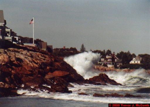 Canada~U.S.A. 335 ~ Maine 42 ~ York Beach 2