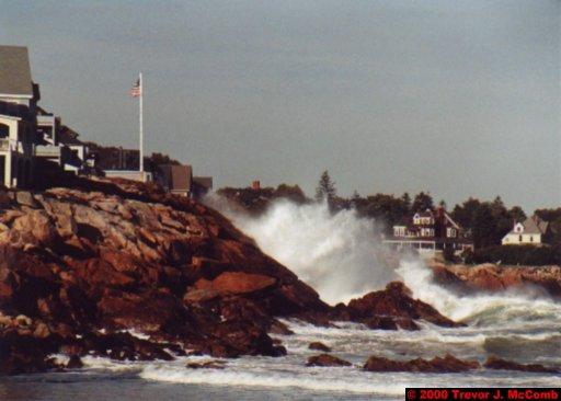 Canada~U.S.A. 336 ~ Maine 43 ~ York Beach 3