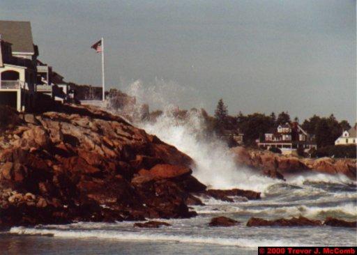 Canada~U.S.A. 338 ~ Maine 45 ~ York Beach 5