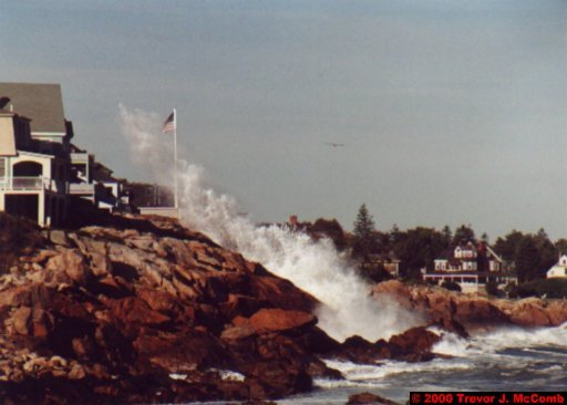 Canada~U.S.A. 342 ~ Maine 49 ~ York Beach 9
