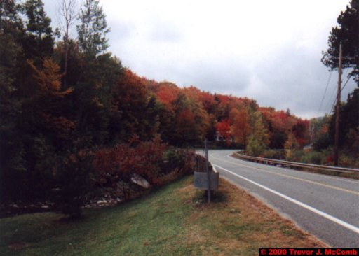 Canada~U.S.A. 460 ~ Vermont 119