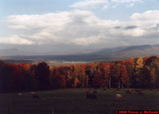 Canada~U.S.A. 478 ~ Vermont 137 ~ Von Trapp Lodge 14