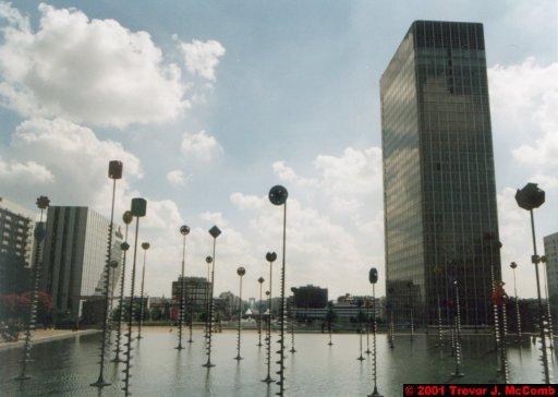 France 004 ~ Ile-de-France 004 ~ Paris 04 ~ La Défense 04 ~ Esplanade de la Défense 04 ~ Sculptures 4