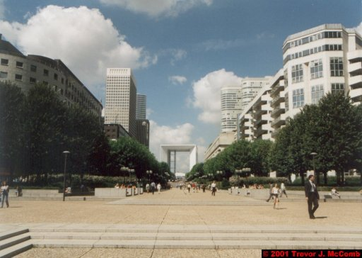 France 005 ~ Ile-de-France 005 ~ Paris 05 ~ La Défense 05 ~ Esplanade de la Défense 05 ~ Grande Arche 01