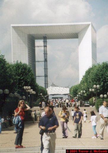 France 007 ~ Ile-de-France 007 ~ Paris 07 ~ La Défense 07 ~ Esplanade de la Défense 07 ~ Grande Arche 03