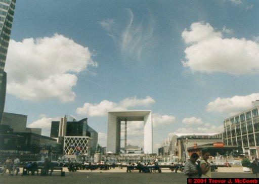 France 014 ~ Ile-de-France 014 ~ Paris 14 ~ La Défense 14 ~ Place de la Défense 02 ~ Grande Arche 05