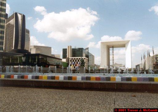 France 016 ~ Ile-de-France 016 ~ Paris 16 ~ La Défense 16 ~ Place de la Défense 04 ~ Grande Arche 06