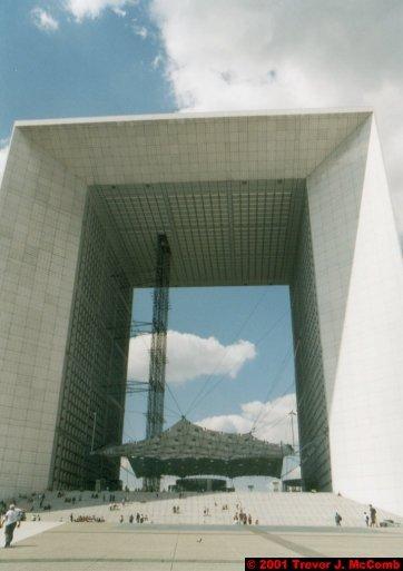 France 023 ~ Ile-de-France 023 ~ Paris 23 ~ La Défense 23 ~ Place de la Défense 11 ~ Grande Arche 12