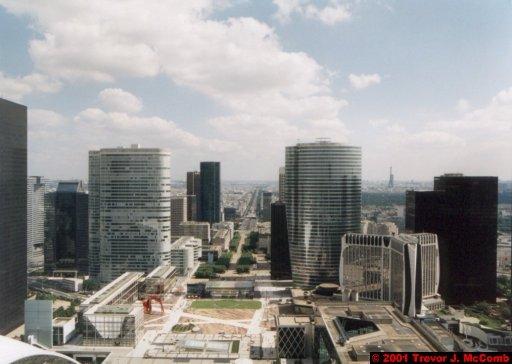 France 027 ~ Ile-de-France 027 ~ Paris 27 ~ La Défense 27 ~ Grande Arche (View From) 04 ~ Place de la Défense 14