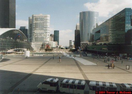 France 029 ~ Ile-de-France 029 ~ Paris 29 ~ La Défense 29 ~ Grande Arche (View From) 06 ~ Place de la Défense 16